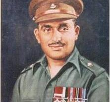 MAJ SOMNATH SHARMA