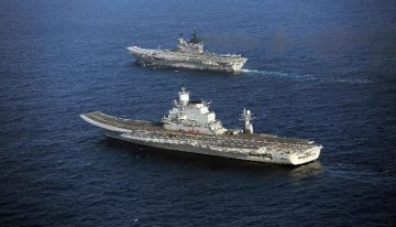 Artificial Intelligence to power Indian Navy's Combat Management System in its Indigenous Aircraft Carrier