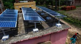 UP village becomes renewable energy model with 100% solar power use