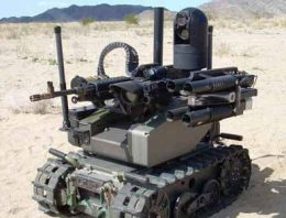 India working on robots that may patrol borders