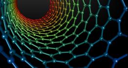 Antennas of flexible nanotube films an alternative for electronics
