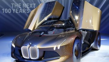 BMW doubles down on driving with Vision M Next concept
