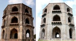 Monuments decaying  may help conserve by Bacterial spray
