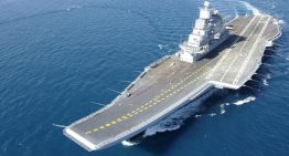 Indigenous Aircraft Carrier likely to go for basin trials next year