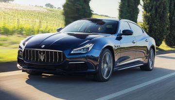 FCA recruits Nike marketing expert to revive Maserati sales