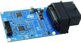 Electronic fuel injection reference design for small engines