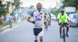Sairam Ramaswamy –  A Fitness Enthusiast, Triathlete, Nutrition Specialist & an Avid Trekker