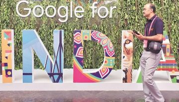 Google India revenue declines 56% due to change in accounting standards