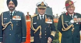 Army to create structures for operational synergies with Navy, IAF
