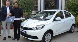 Tata Motors launches its first electric car
