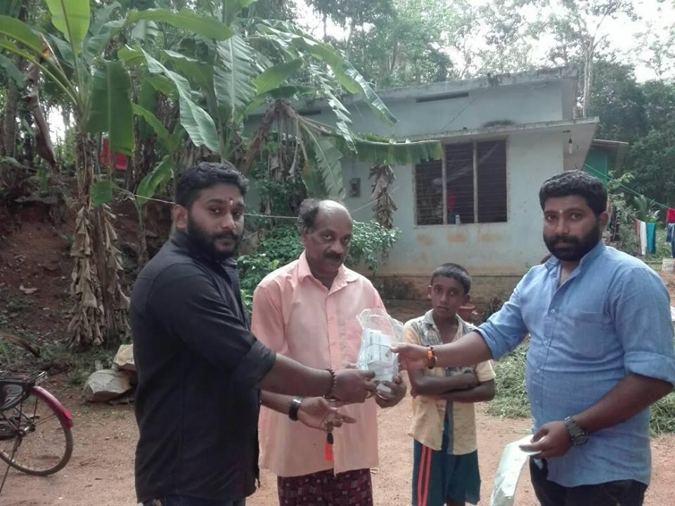 Sanjeevani, One Fold Rice, Dr Cijith Sreedhar, Tribal