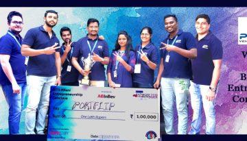 Startup – Portflip – Sangeeta Yadav – A Women in men dominated logistics Industry