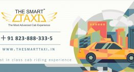 Dhruvam Thaker – A Smart Mover – Founder The SMART Taxi