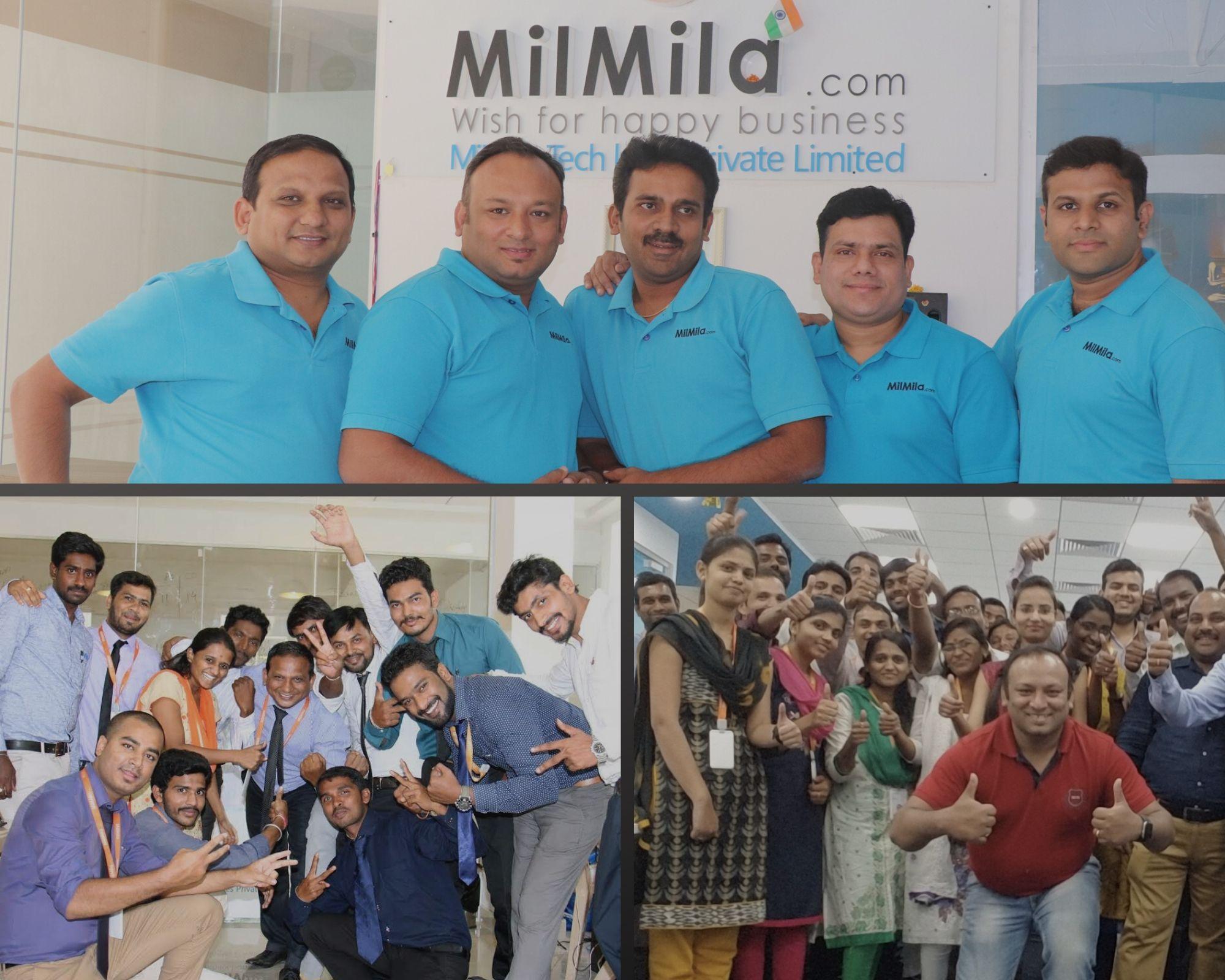 Milmila, Prasun Sarkar, Alibaba, E commerce, Start up