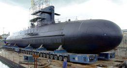 S80 -Navantia Pitching S80 Plus Submarine For India's P-75I During UDS 2020