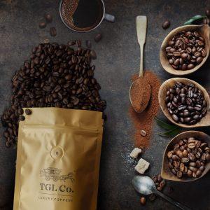 Coffee, Hot Beverages, TGL