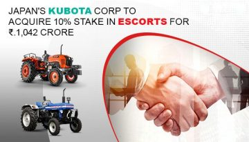 Escorts-Kubota deal gets CCI nod