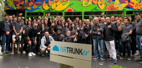 AirTrunk plans 300MW hyperscale campus in Japan